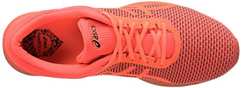 Asics Donne Fuzex Corrono Cm In Esecuzione Flash Scarpa Corallo / Flash Corallo