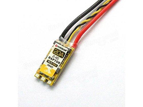 Flycolor Raptor BLS Pro BLHeli_S 20A 2-4S DSHOT Brushless ESC