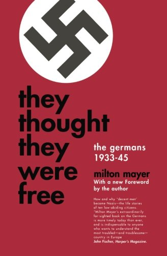 B.e.s.t They Thought They Were Free: The Germans, 1933-45 [W.O.R.D]