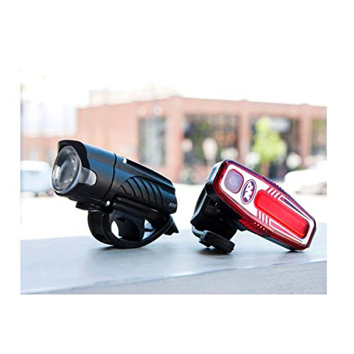 NiteRider Swift 500 and Sabre 80 Light Combo Black, One Size