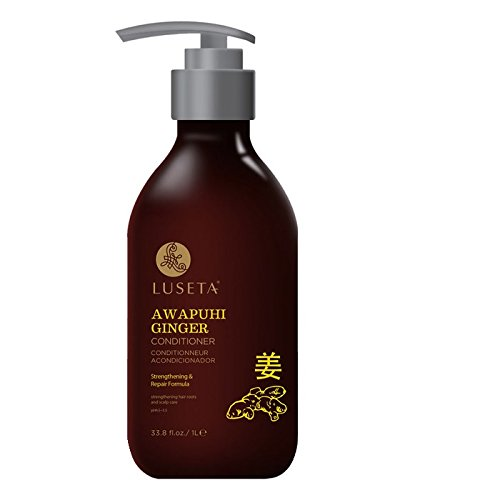 Luseta Beauty Awapuhi Ginger Conditioner, 33.8 Ounce