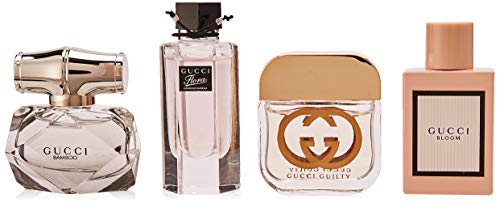 (GUCCI 4 Piece Mini Set for Women)