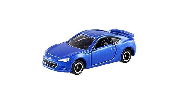 Amazon.com: Tomica No. 120 Subaru BRZ (Box): Toys & Games