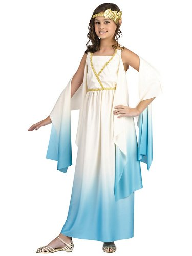 Greek Goddess Kids Costume (Greek Goddess Sandals)