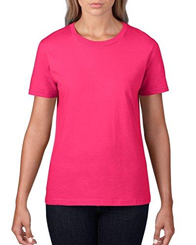 GILDAN - Camiseta - para mujer diseño de heliconia