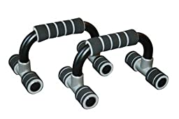j/fit Padded Grip Push-Up Bars