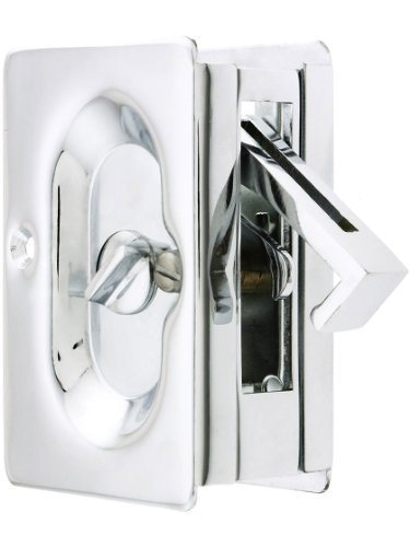 ivacy Lock Set, Polished Chrome by Emtek ()