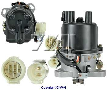 WAIglobal DST17418 New Ignition Distributor by WAIglobal