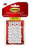 Command 17026-VP Light, White, Damage-Free, 40, 48
