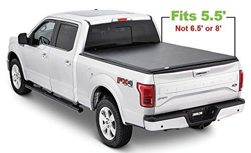 Tonno Pro Tonno Fold 42-310 TRI-FOLD Truck Bed Tonneau Cover 2001-2003 Ford F-150 | Fits 5.5' (3500 Tonno Pro Tri Fold)