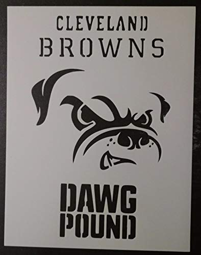 OutletBestSelling Reusable Sturdy Cleveland Browns Dog Dawg Pound 11