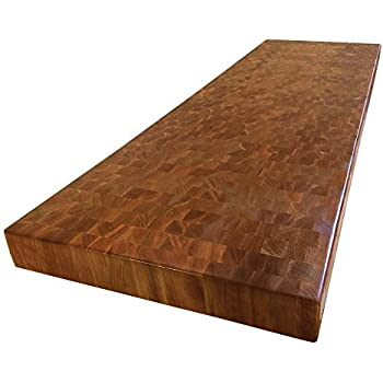 Armani Fine Woodworking End Grain Cherry Butcher Block Countertop