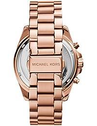 Michael Kors Women s Wrist Watches   Amazon.com 41f8d8bb1b
