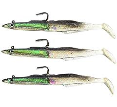Se/ñuelos de anguil/ón montados Berkley Powerbait