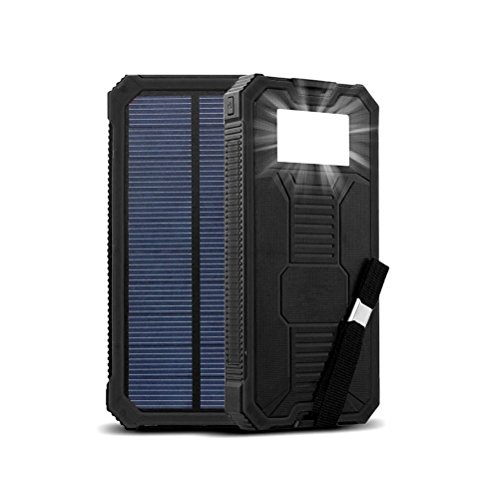Solar Charger For Phones And Laptops - 2