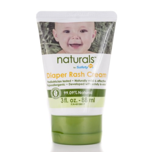 Naturals Safety 1st Diaper Cream