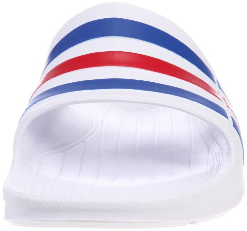 Red Unisex Adultos White Blanco Chanclas Slide Blue True Duramo adidas ztFAII