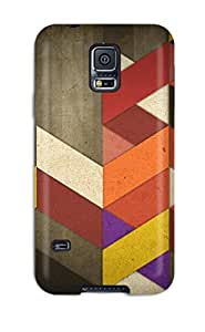 Fashion Protective Retro Case Cover For Galaxy S5