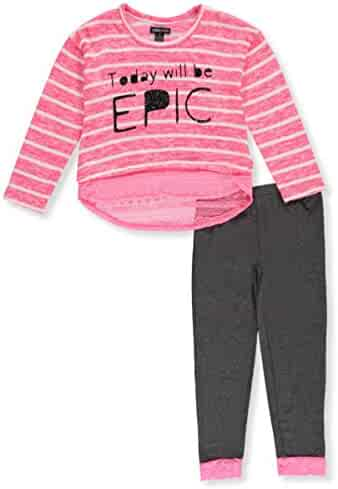 Limited Too Girls' Knit Top and Legging Set (More Styles Available)