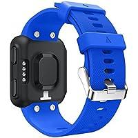 zeshlla reloj de correa de banda de Silicagel para Garmin Forerunner 35suave correa de pulsera de repuesto