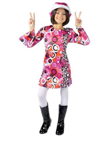 Feelin' Groovy Costume - Small (Disco Costumes For Kids)