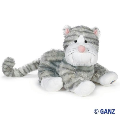 Cheeky Cat (Webkinz Sterling Cheeky Cat with Trading Cards)