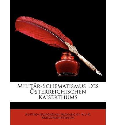 Mitteilungen Des K. Und K. Kriegsarchivs, Dritte Folge III. Band(Paperback) - 2010 Edition ebook