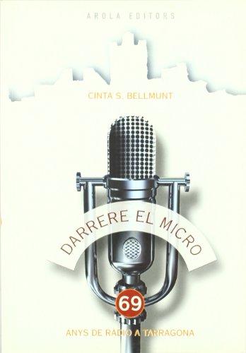 Descargar Libro Darrere El Micro Cinta S. Bellmunt