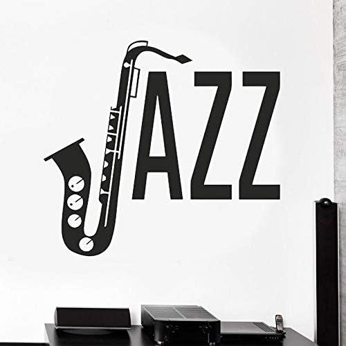mmzki Jazz Sign Music Decoración de Pared Música Melody Notas ...