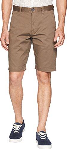 Volcom Men's Zap Frickin Mod Stretch Shorts Mushroom 36