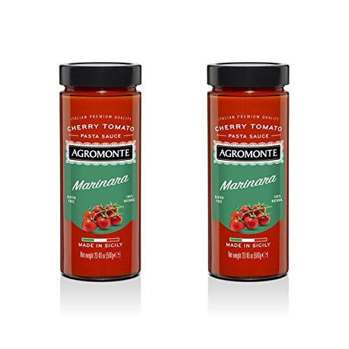 Agromonte Authentic Italian Cherry Tomato Sauce (Marinara, 2 Pack 20.46 ()