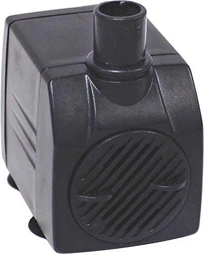EasyPro Products MP125 Tranquil Decor Mag Drive Pump, 125 GPH