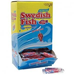 Swedish fish wrapped red 240 count for Swedish fish amazon