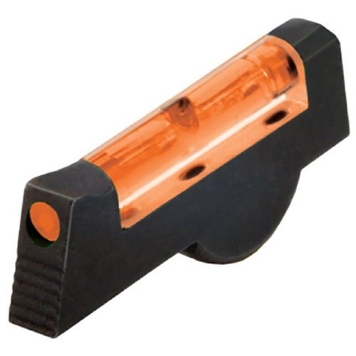 HIVIZ Smith & Wesson Overmolded Fiber Optic Front Sight (Orange) by Hi-Viz