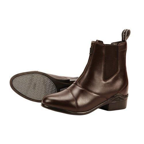 Dublin Zip Paddock Boots Donkerbruin