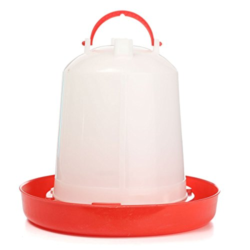 KINGSO Plastic Chicken Poultry Waterer