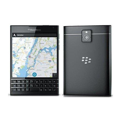 BlackBerry Passport with QWERTZ Keypad - 32GB 4.5