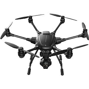 Yuneec TYPHOON Flight Aerial Videography Hexacopter in Color Box Surveillance Video Quad, Black (YUNTYHBUS)