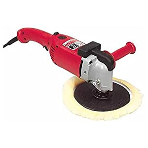 "New Milwaukee 5455 Electric 7 Or 9"" Polisher 11 Amp 1750 Rpm Heavy Duty Sale"
