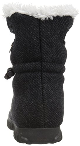 Snow Boot BMOC Women's Bogs Wool Black 4tF8tqwy7