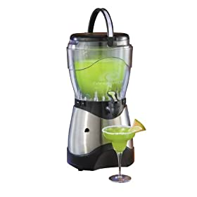 Nostalgia HSB590 1-Gallon Stainless Steel Margarit...