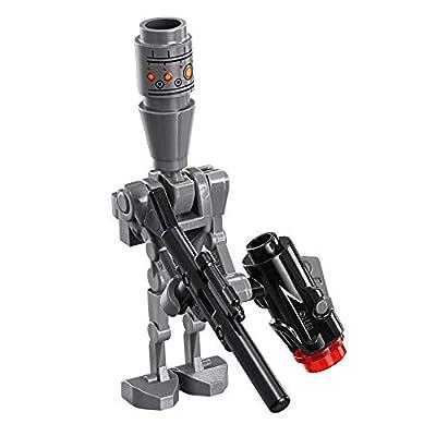 LEGO Star Wars The Mandalorian - IG-88 Bounty Hunter Droid Minifigure: Toys & Games