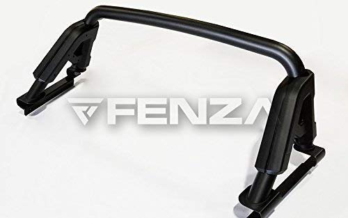 Fenza Roll Bar (Black Coated) with Tonneau Cover Support for 2012-2019 Ford Ranger by Fenza (Image #2)