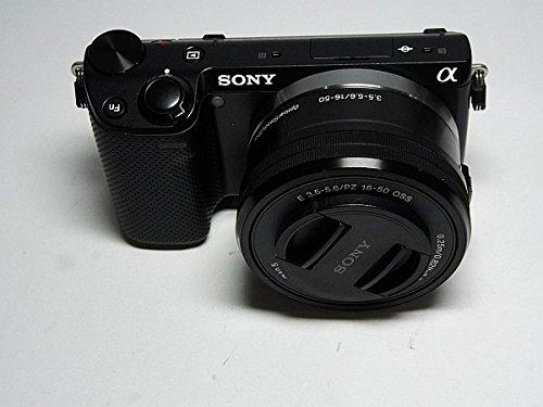 ソニー SONY ミラーレス一眼カメラ α NEX-5Rダブルズームレンズキット ブラック NEX-5RY/B