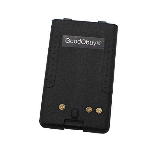 GoodQbuy® 1800mAh 7.2V Replacement Ni-MH Two-way Radio Battery Packs For