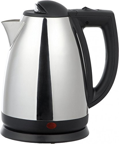 2 Liter Stainless Steel Tea Kettle - Brushed Stainless Steel