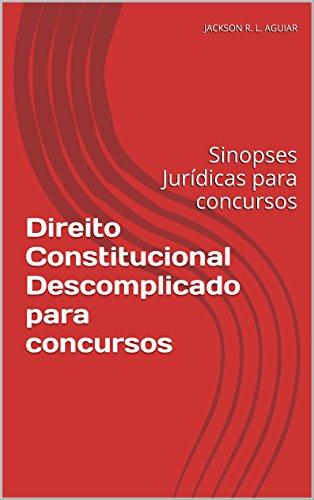 Direito Constitucional Descomplicado para concursos ebook
