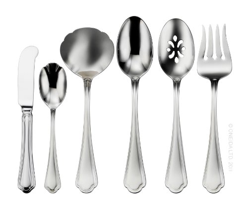 (Oneida Artesano 6-Piece Serving Set)