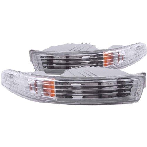 97 integra bumper lights - 7