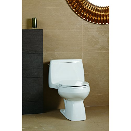 Comfort Height Elongated compact toilet